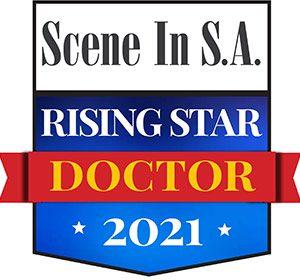 Rising Star Doctor of San Antonio Logo